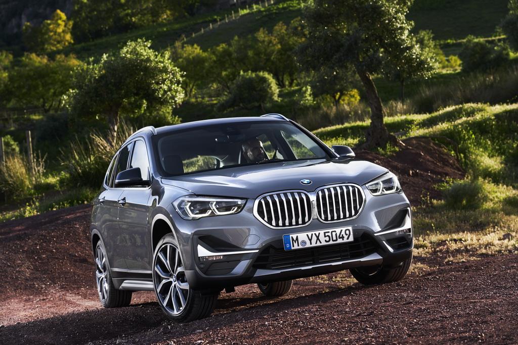 Η BMW X1 είναι ανανεωμένη