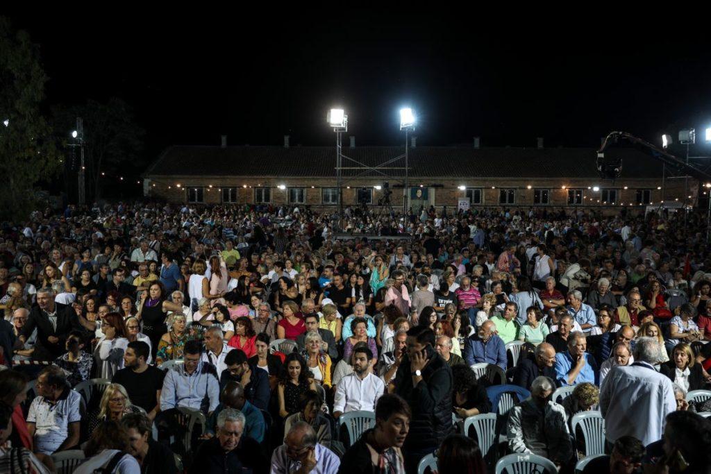 Ξεπέρασε κάθε προσδοκία το φεστιβάλ της νεολαίας ΣΥΡΙΖΑ