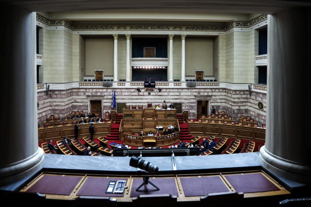 Live η συζήτηση στη Βουλή για Μαρινάκη – Forthnet