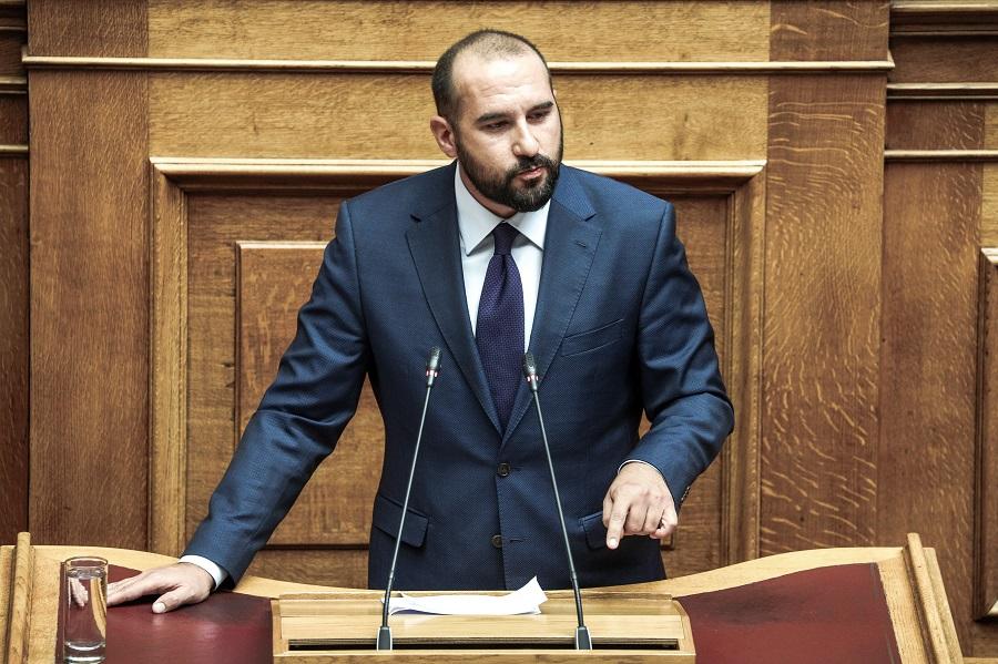 Τζανακόπουλος στη Βουλή: Η κυβέρνηση επιχειρεί να εξοντώσει το Documento (Video)