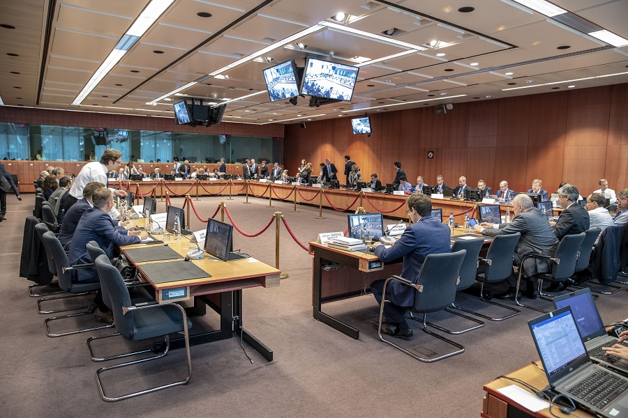Το ζήτημα του προϋπολογισμού του 2020 στο σημερινό τραπέζι του Eurogroup