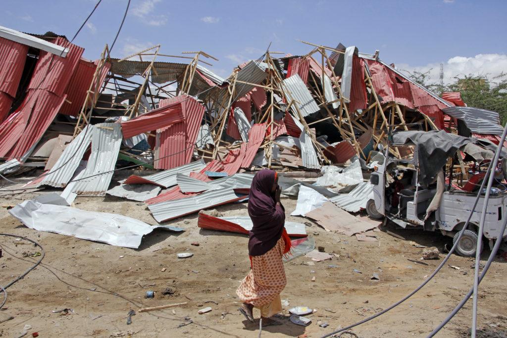 Η Διεθνής Αμνηστία κατηγορεί το στρατό των ΗΠΑ για δολοφονίες αμάχων στη Σομαλία
