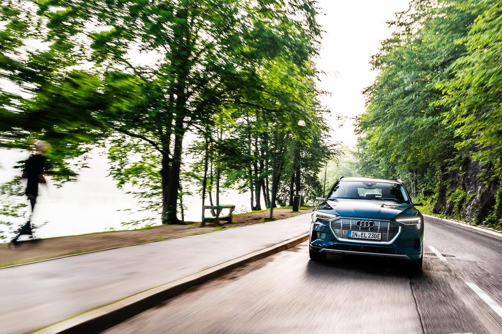 Η Audi στοχεύει στη μείωση του CO2