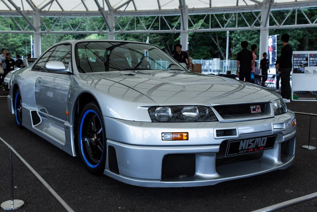 Το Nissan GT-R γιορτάζει στο Fuji