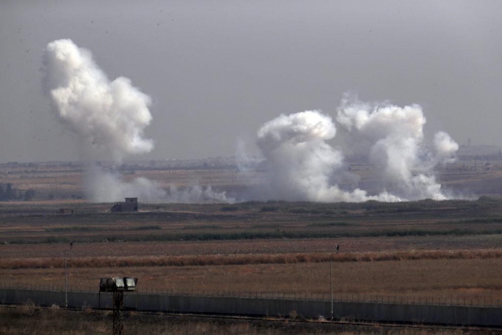 «Χάδια» ΗΠΑ προς Τουρκία: Δεν έχει ξεπεράσει τις κόκκινες γραμμές μας στη Συρία