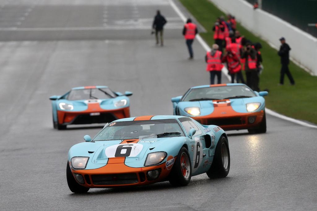 Ford GT40 Le Mans '69 Revival