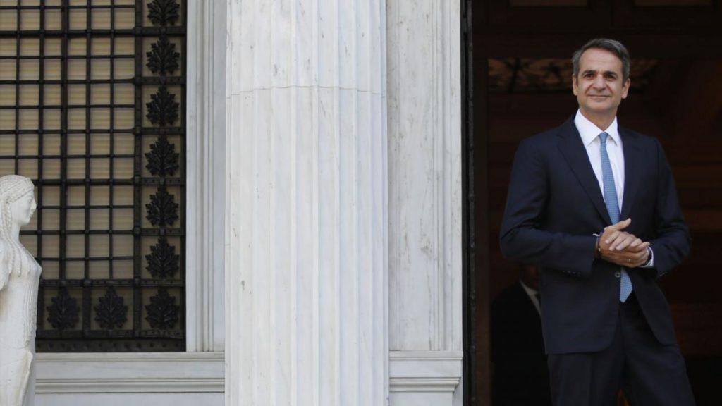 Ο Μητσοτάκης υποστηρίζει την εισβολή της Τουρκίας στην Ελλάδα;