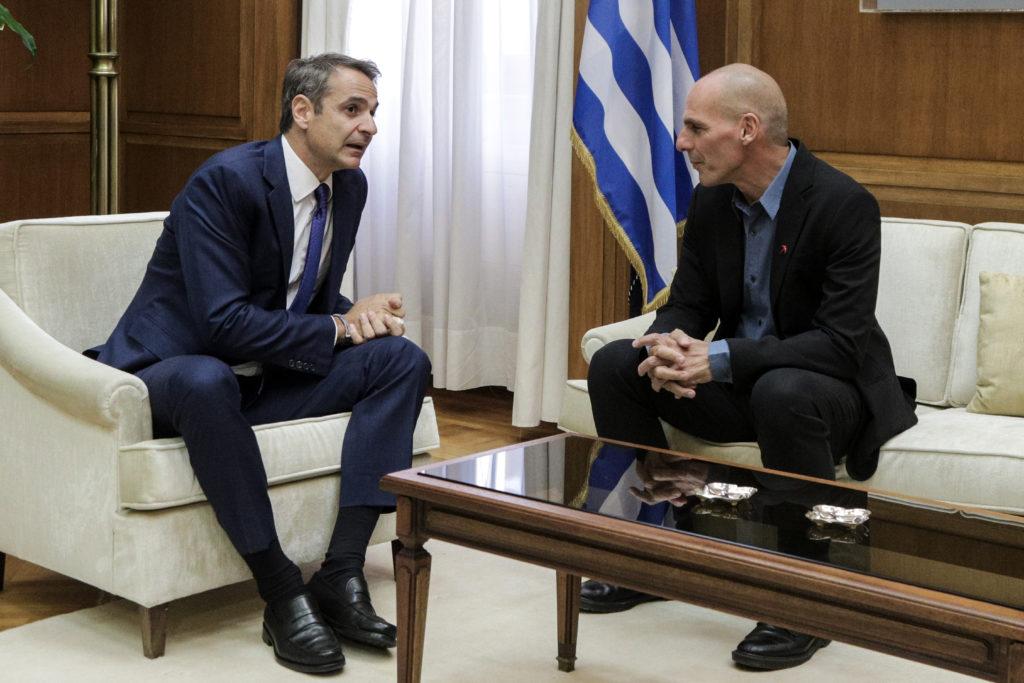 Βαρουφάκης: Συμφωνήσαμε να διευκολυνθεί η ψήφος των αποδήμων