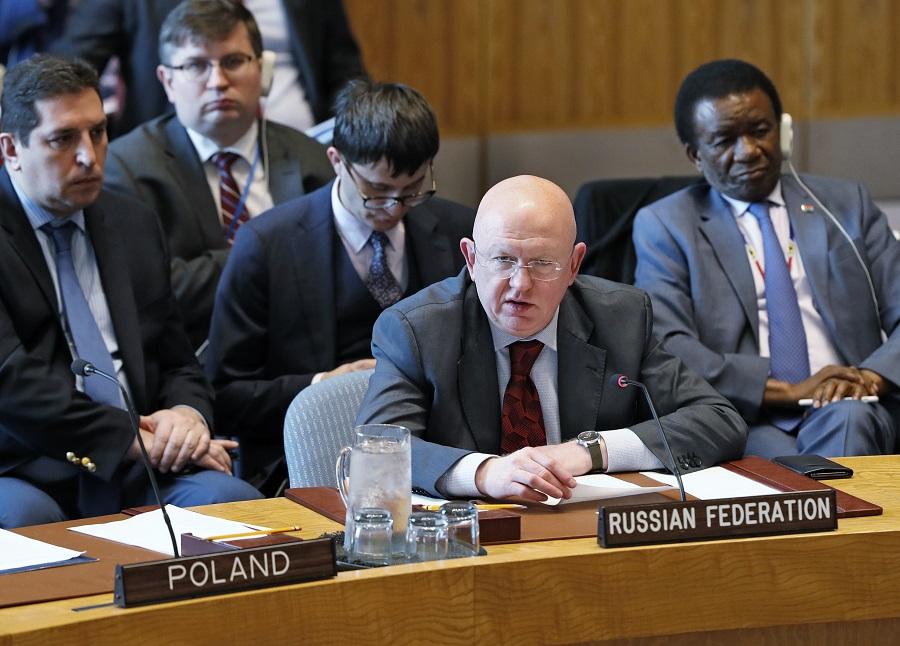 ΟΗΕ: Η Μόσχα μπλόκαρε ψήφισμα που αξίωνε τον τερματισμό της τουρκικής εισβολής
