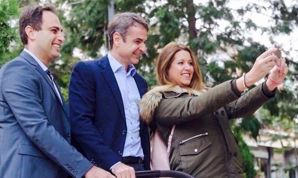 Πρόεδρος ΟΝΝΕΔ Πεντέλης, Φαίη Νικητοπούλου:  Η κουμπάρα με τις …τυχαίες συναντήσεις