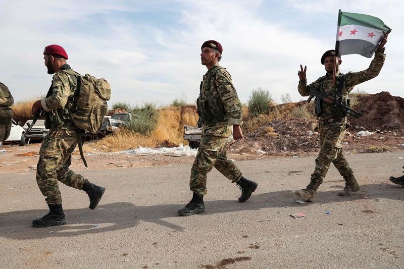 Συρία: «Όχι» των Κούρδων στον Άσαντ για ένταξη στον συριακό στρατό