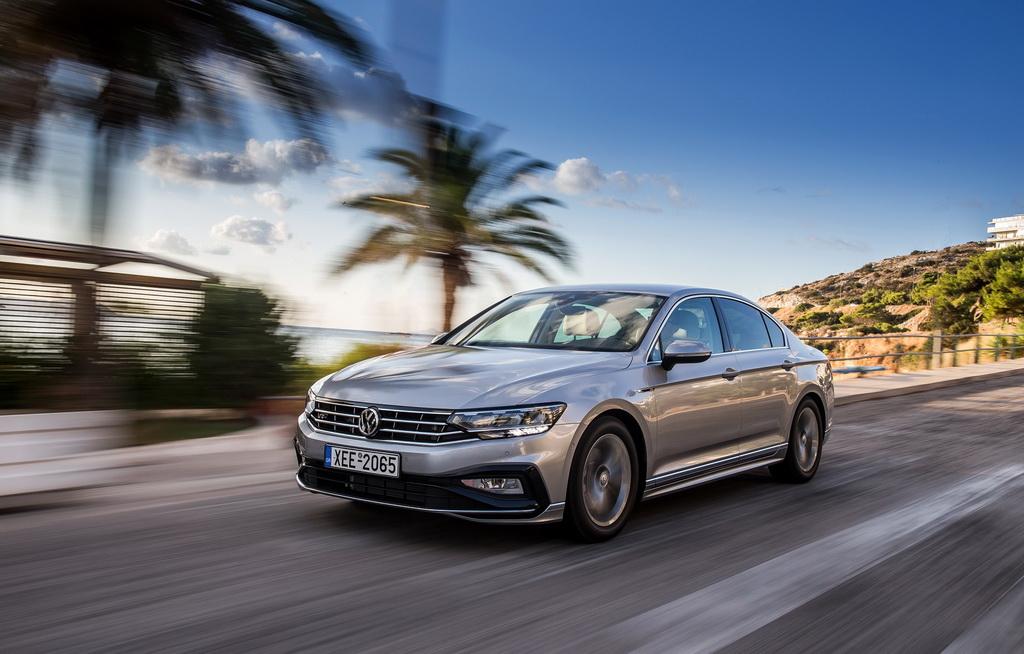 Το νέο Volkswagen Passat διαθέσιμο από 27.300€
