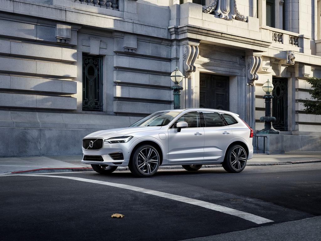 Μια σπουδαία συνεργασία μεταξύ Volvo Cars και Geely