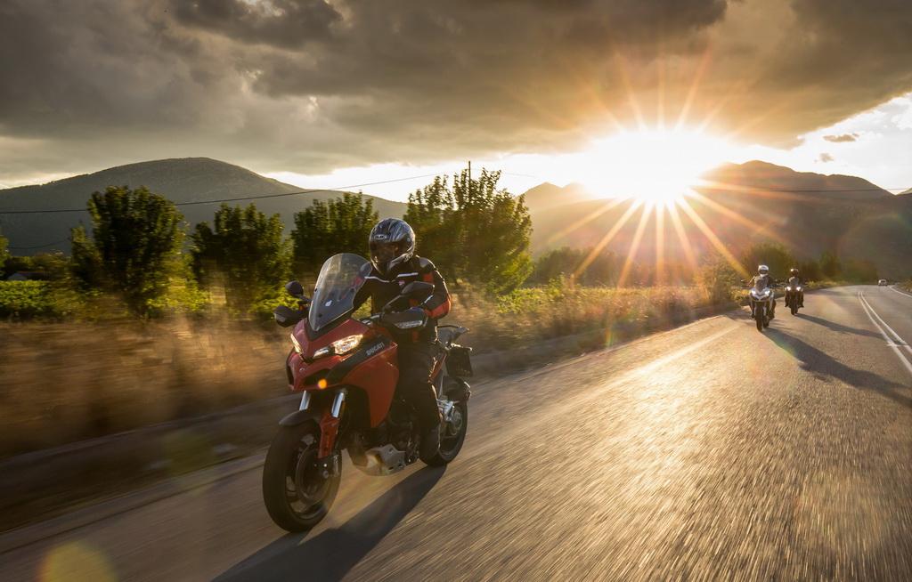 Με επιτυχία ολοκληρώθηκε το ΕΚΟ Ducati Tour