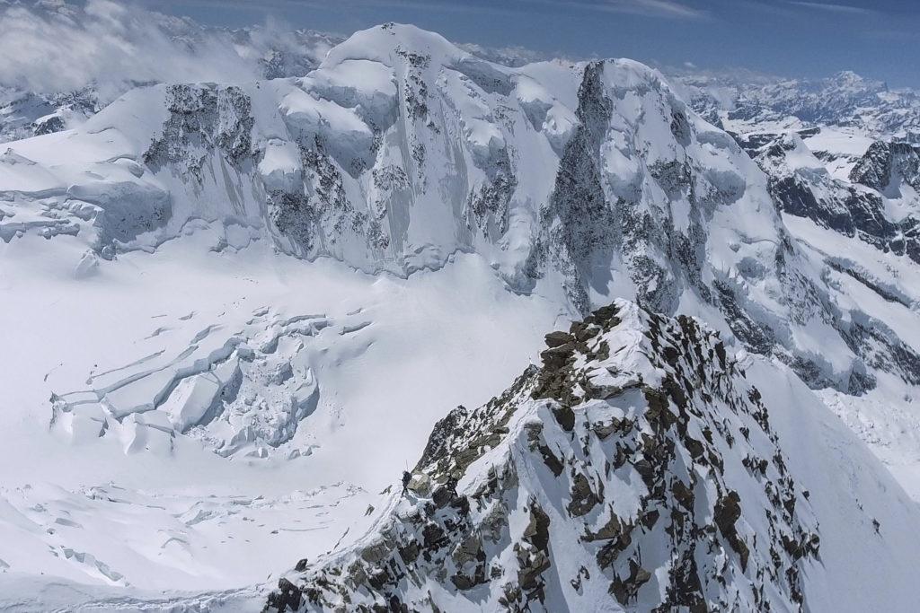 Οι ελβετικοί παγετώνες έχασαν το 10% του όγκου τους μέσα σε πέντε χρόνια