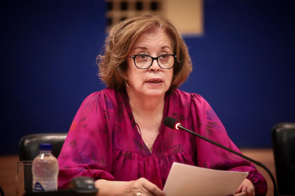Βλαζάκη: Η ηγεσία του ΥΠΠΟ αποποιείται τις ευθύνες της για την παρέμβαση της ΕΛ.ΑΣ. στο «Τζόκερ»