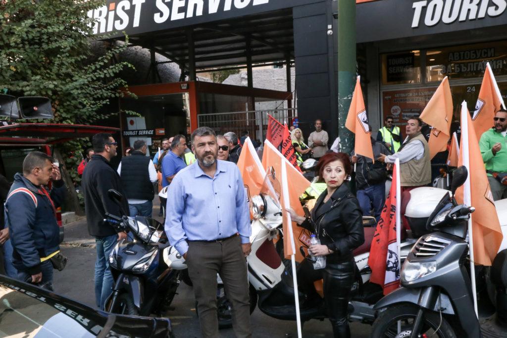 Μηχανοκίνητη πορεία της ΠΟΕ – ΟΤΑ στο κέντρο της Αθήνας (Photos)