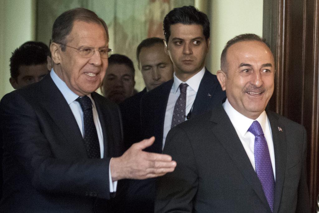 Τι συμφώνησαν Λαβρόφ – Τσαβούσογλου για τη βορειοανατολική Συρία