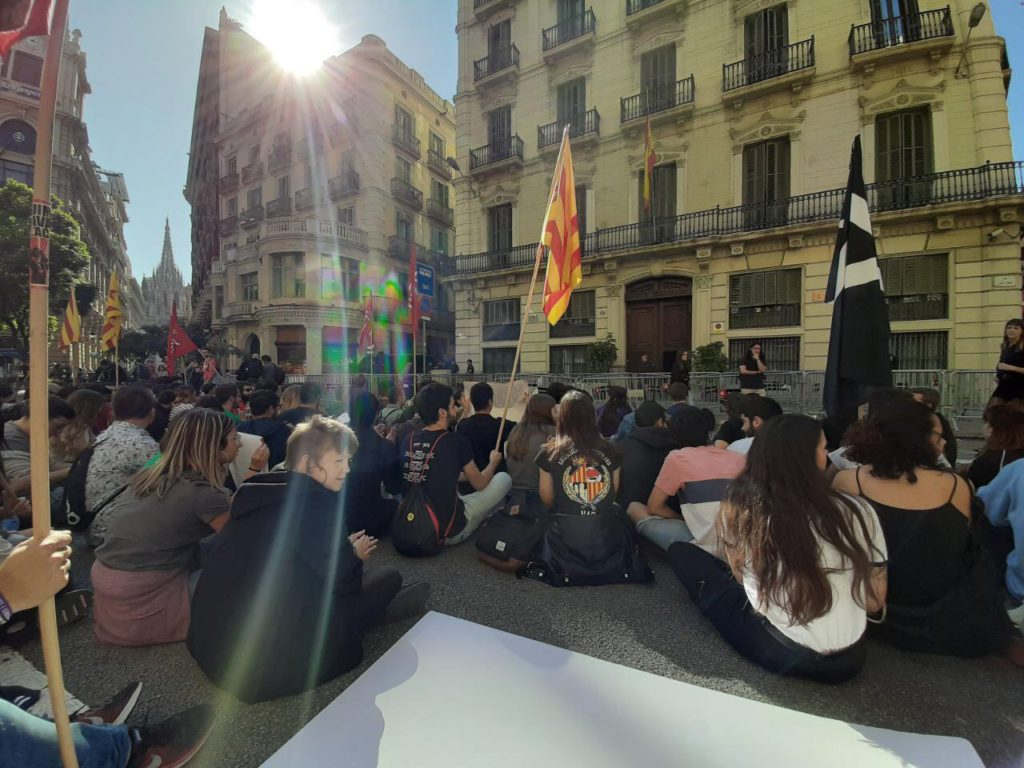 Καταλονία; Μεγάλες διαδηλώσεις προαναγγέλλουν για σήμερα και αύριο οι υποστηρικτές της ανεξαρτησίας