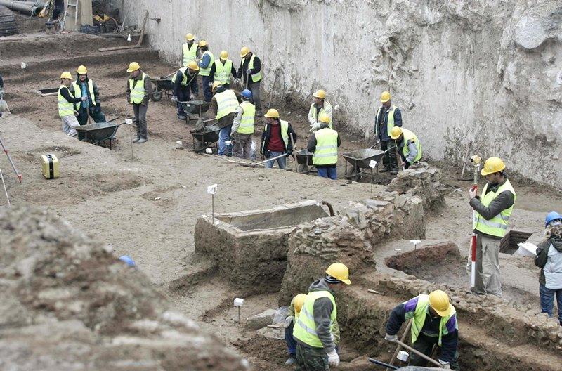 Paolo Odorico: Η διεθνής επιστημονική κοινότητα αγωνιά για την τύχη των αρχαίων στο μετρό Θεσσαλονίκης
