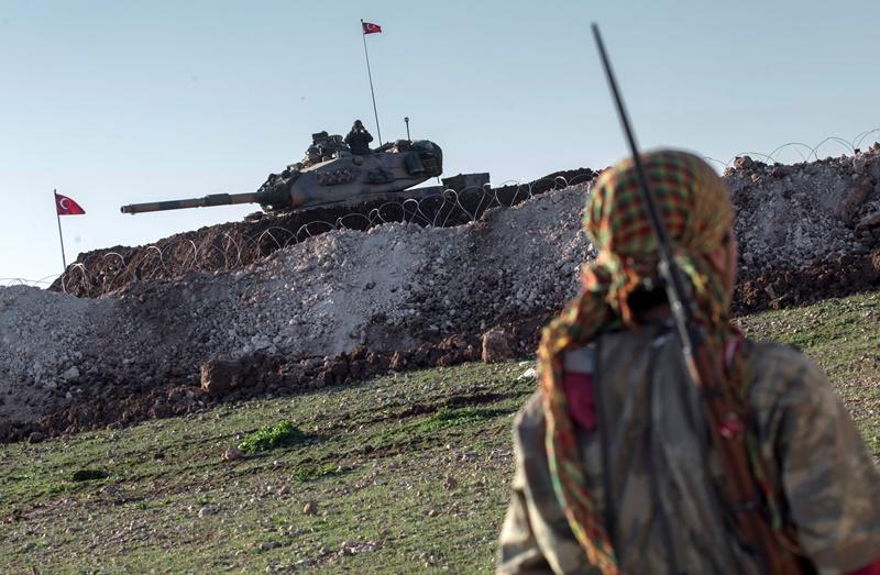 Συρία: 15 νεκροί σε μάχες μεταξύ φιλοτουρκικών και κουρδικών δυνάμεων