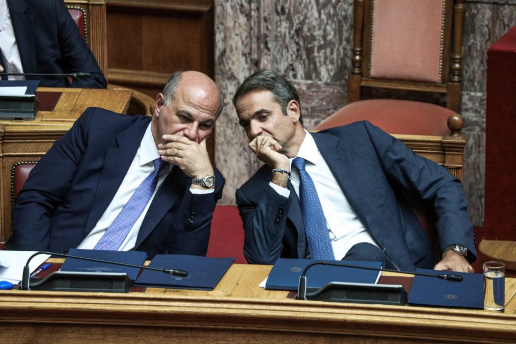 Η κυβέρνηση της ΝΔ αποδεσμεύει 1 δισ. ευρώ από ξέπλυμα μαύρου χρήματος