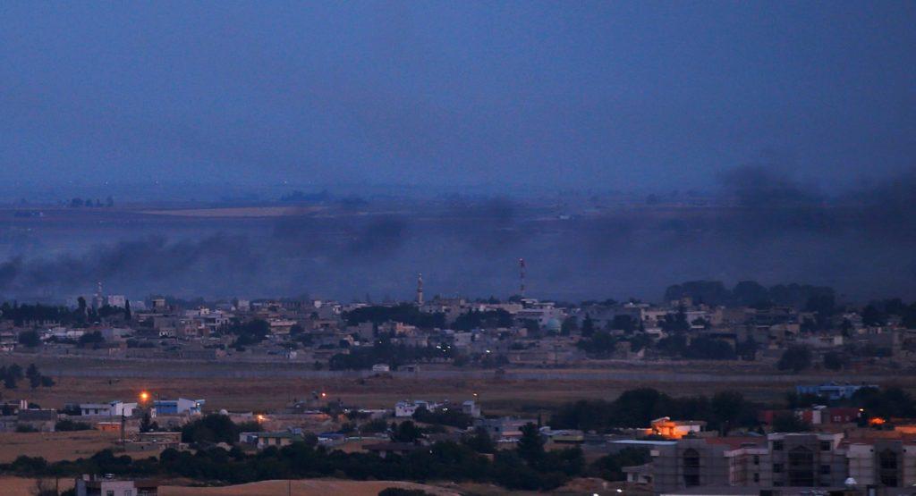 Συρία: Οι Κούρδοι απέσυραν τις δυνάμεις τους εντός της διορίας