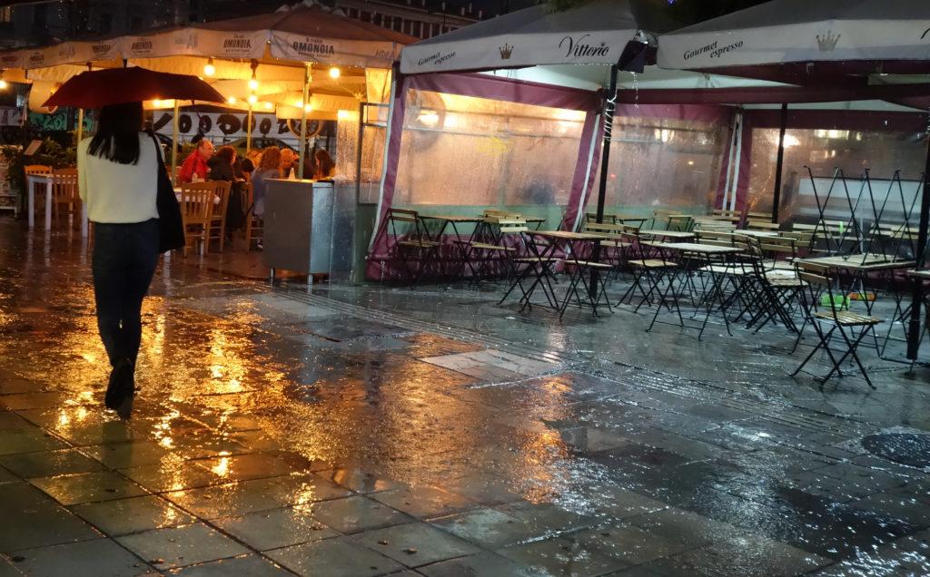 Αγριεύει ο καιρός – Βροχές, καταιγίδες και πτώση της θερμοκρασίας