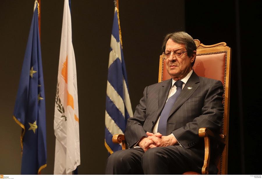 Για τον κ. Αναστασιάδη ο κυρίαρχος κυπριακός λαός είναι… ανύπαρκτος