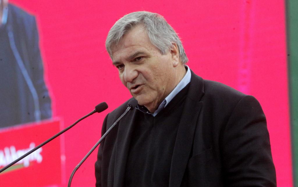 Καστανίδης: Άκρως προβληματική η άρση της αυτεπάγγελτης δίωξης κατά τραπεζικών στελεχών