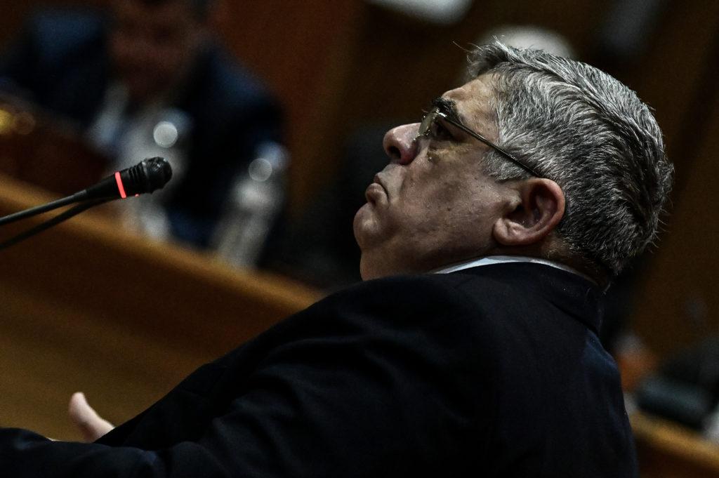 Δίκη Χρυσής Αυγής: Τους έδωσε όλους ο θλιβερός αρχηγός