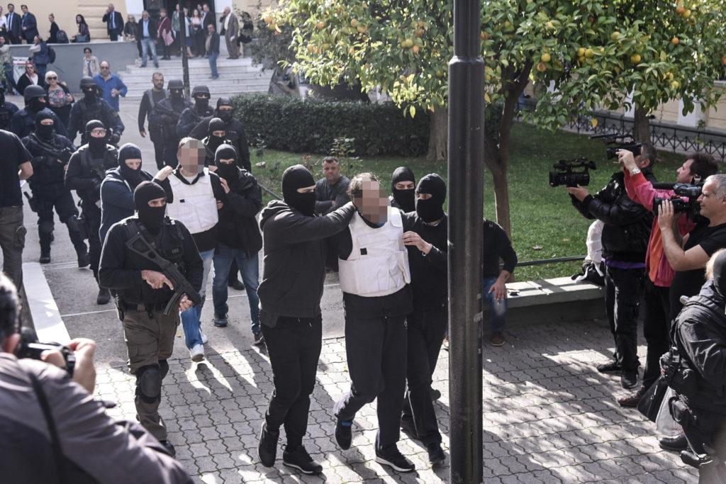 Στη φυλακή οι συλληφθέντες για συμμετοχή στην «Επαναστατική Αυτοάμυνα»
