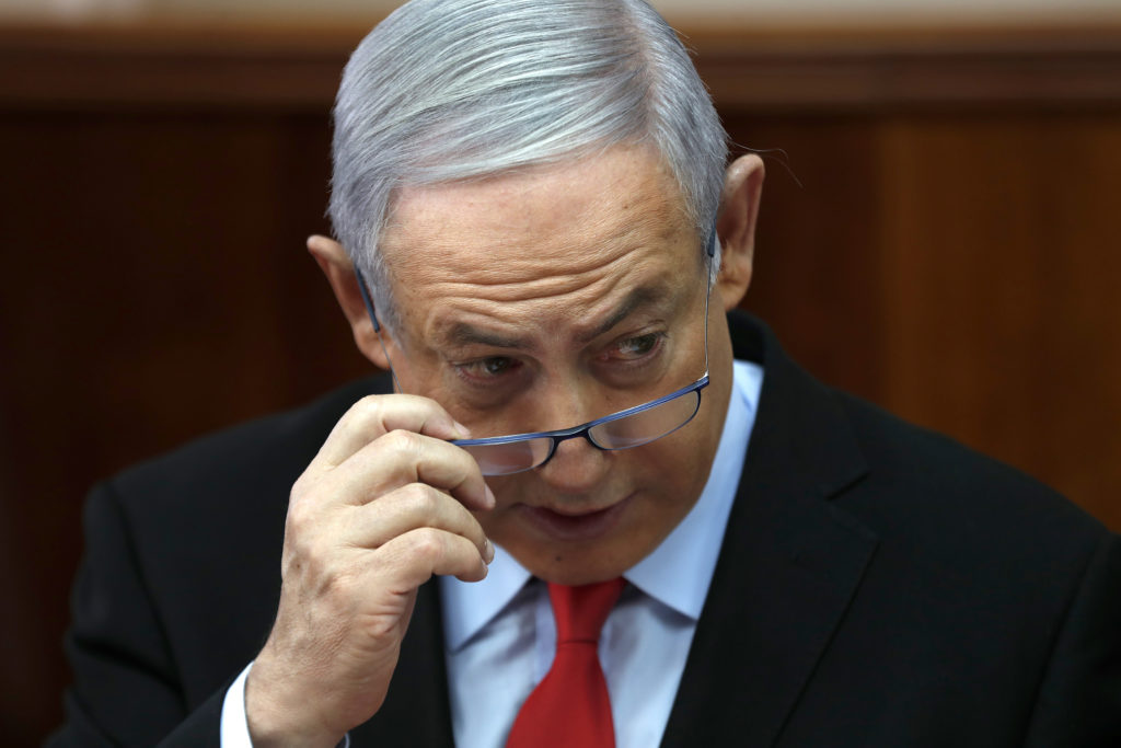 Ισραήλ: Απαγγέλθηκαν κατηγορίες στον Νετανιάχου για τα σκάνδαλα διαφθοράς