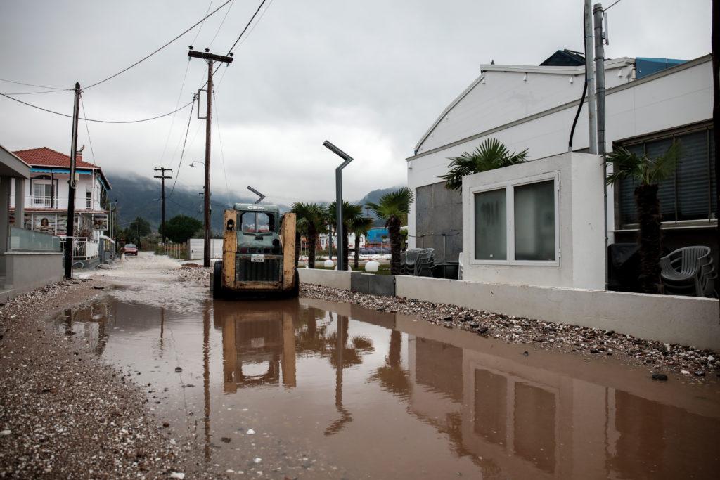 Κλειστά αύριο τα σχολεία στη Θάσο