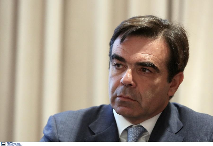 Σχοινάς: Νέο σύμφωνο μετανάστευσης και ασύλου ετοιμάζει η Ευρωπαϊκή Επιτροπή