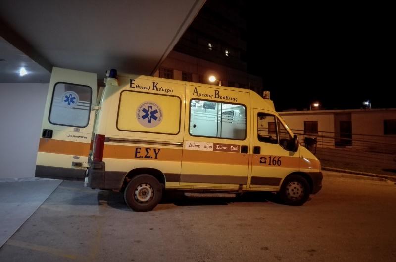 Γκαραζόπορτα καταπλάκωσε 59χρονο σε εργοστάσιο στο Κιλκίς