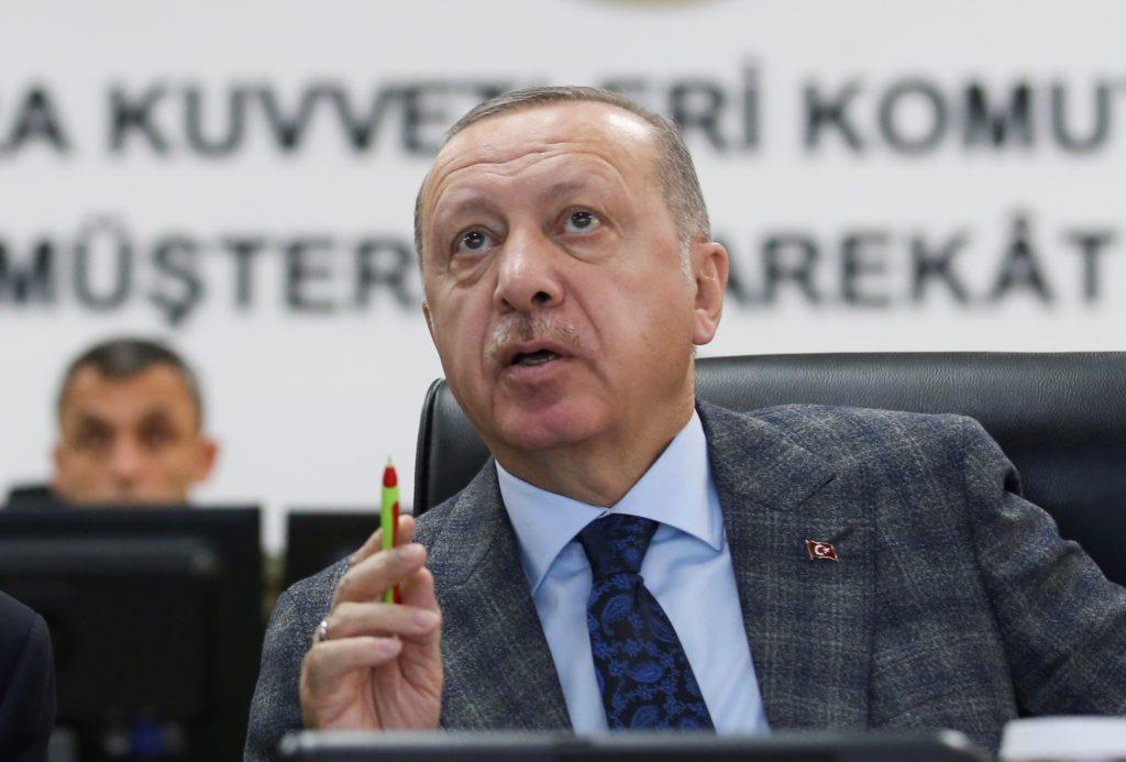 Ερντογάν κατά επιτροπής Νόμπελ: Βραβεύετε έναν ρατσιστή
