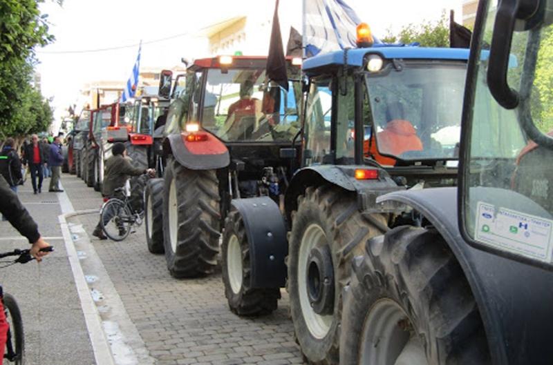 Λάρισα: Στα μπλόκα τέλος Ιανουαρίου οι αγρότες