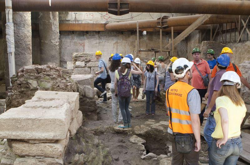 Κίνηση Πολιτών: Συνεχίζουμε με κάθε σύννομο μέσο τον αγώνα για την παραμονή των αρχαιοτήτων στη Βενιζέλου