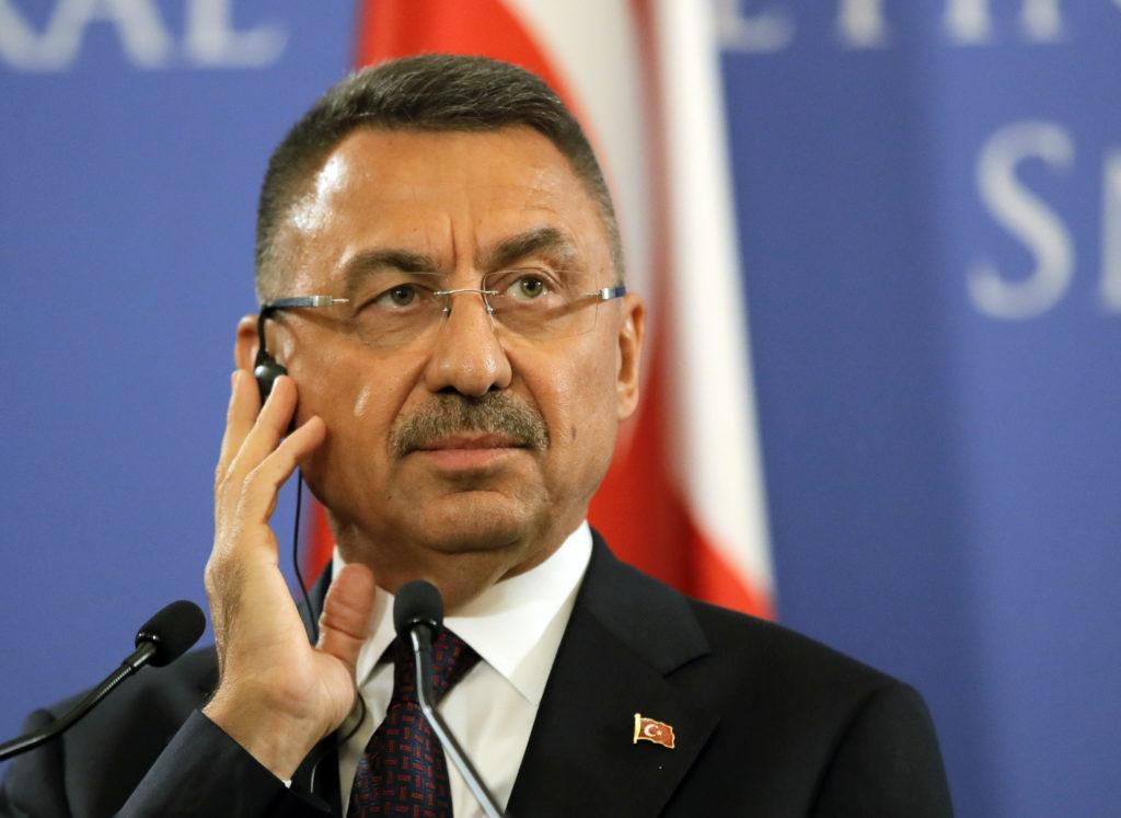 «Τύμπανα πολέμου» από τον Τούρκο αντιπρόεδρο: Αν οι Λίβυοι αδελφοί μάς το ζητήσουν θα στείλουμε στρατό