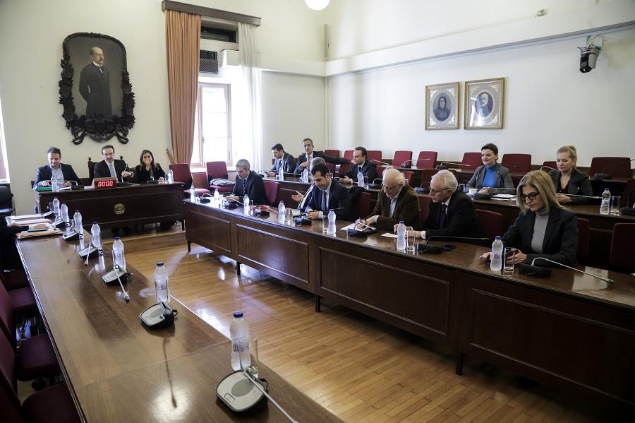 Ο Κουρτάκης είχε προαναγγείλει ότι ΝΔ – ΚΙΝΑΛ θα ρίξουν τη Βουλή στα αμπάρια του Noor1