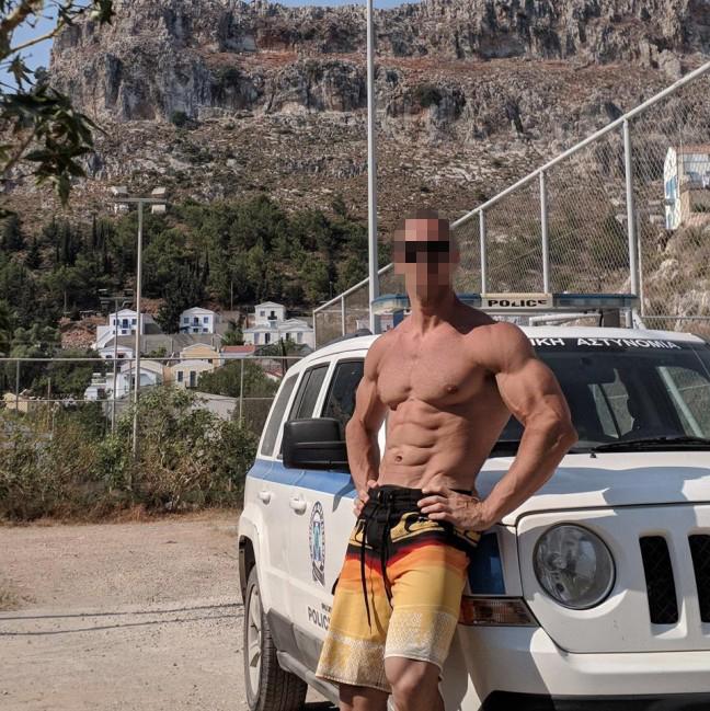 Ομοφοβικός bodybuilder και νταής ο πρωταγωνιστής του βίντεο-σοκ στο Α.Τ Ομόνοιας