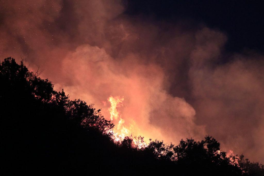 Χιλή: Η πυρκαγιά στο Βαλπαραΐσο κατέστρεψε 245 σπίτια