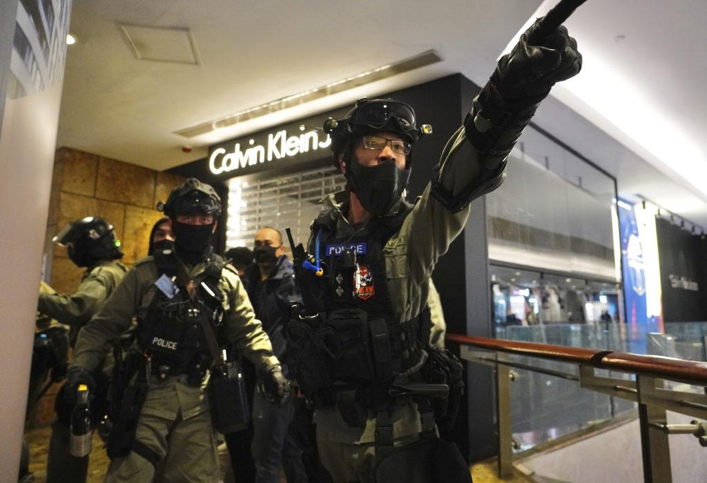 Χονγκ Κονγκ: Επιχορηγήσεις… καταστολής 17,3 εκατ. δολ. στο εξάμηνο των άγριων διαδηλώσεων