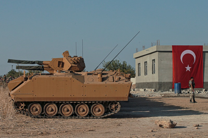 Σε πολεμική ετοιμότητα τα τουρκικά παρατηρητήρια στo Iντλίμπ της Συρίας