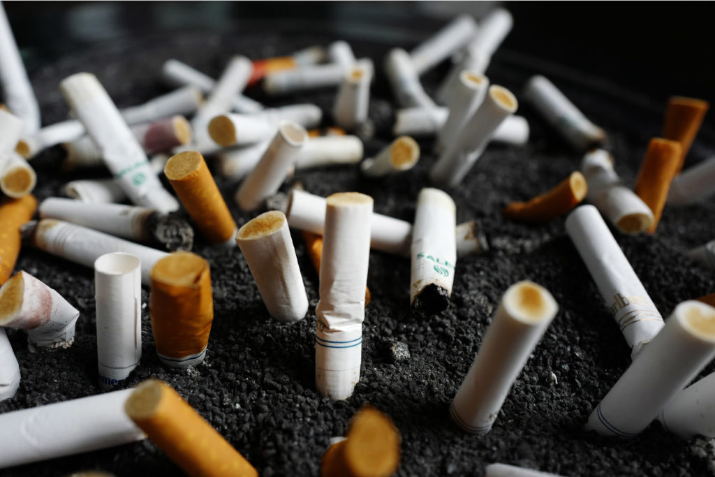 Πρόστιμα ύψους 15.200 ευρώ για παραβάσεις του αντικαπνιστικού νόμου