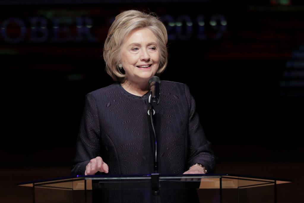 Η Χίλαρι Κλίντον η νέα πρύτανης του Πανεπιστημίου Queen's του Μπέλφαστ