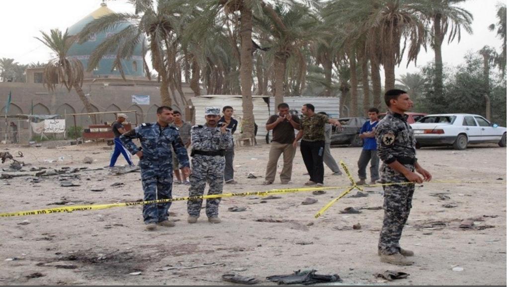 Βαγδάτη: Τουλάχιστον έξι τραυματίες από εκτόξευση ρουκετών στην Πράσινη Ζώνη (Videos)