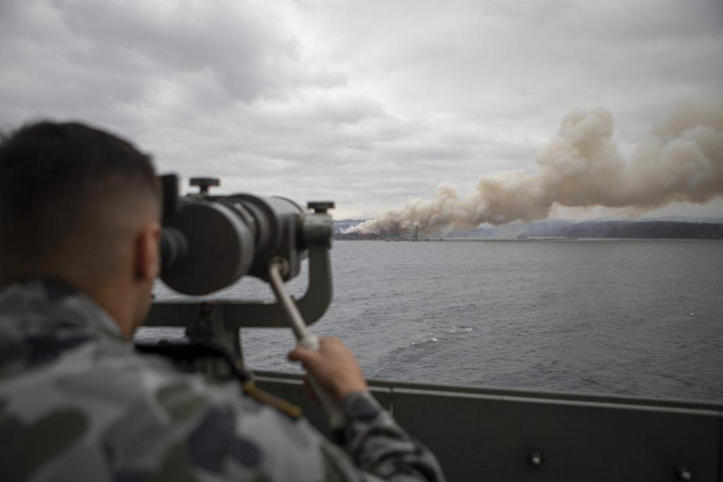 Στη Χιλή και την Αργεντινή έφτασαν οι καπνοί από τις γιγαντιαίες πυρκαγιές στην Αυστραλία
