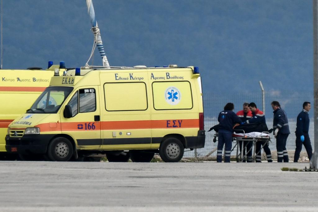 Παξοί: Τραγωδία με 12 νεκρούς μετανάστες από βύθιση σκάφους – Σώα περισυνελέγησαν 21 άτομα